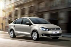 Volkswagen Polo седан российской сборки появится в 2015 году