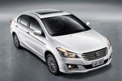 Новый седан Suzuki для российского рынка покажут в Китае